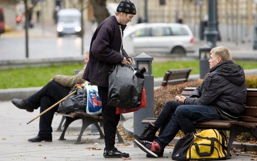Советник президента: из-за экономии в Литве растет социальное отчуждение