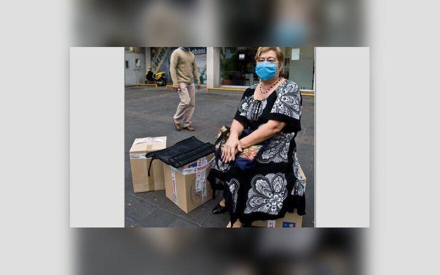 USA: Twitter walczy z grypą