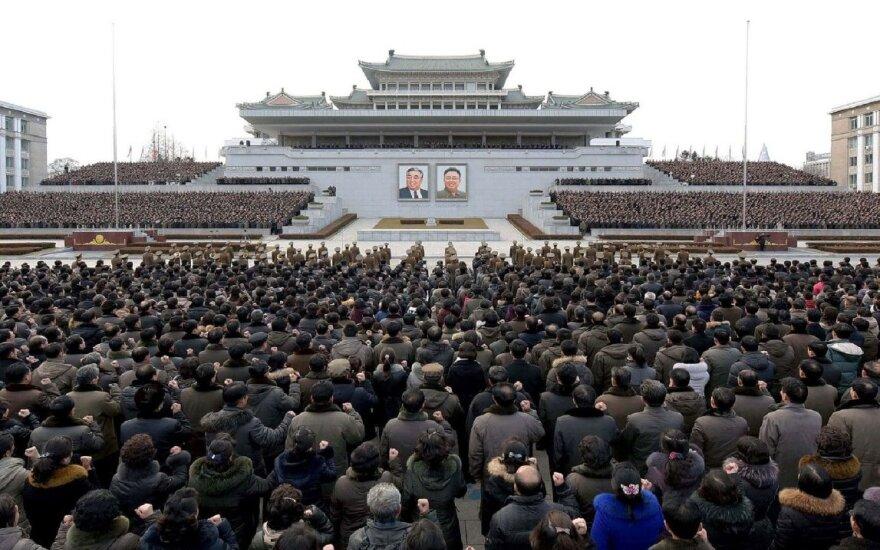 Китай призвал КНДР прекратить ракетные и ядерные тесты