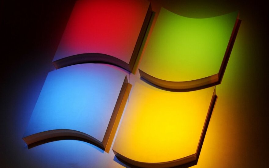 """Microsoft Windows"""