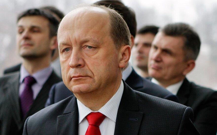 Andrius Kubilius, 2010 m. kovo 5 d.