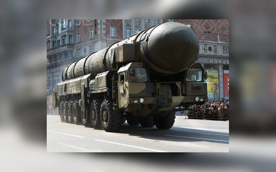 Rusijos balistinė raketa