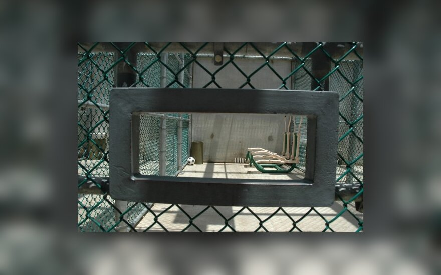 Эстония отказывается принять узников Гуантанамо