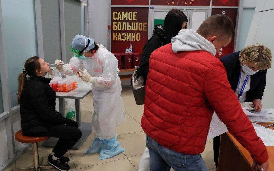 Министр: ситуация с коронавирусом в Беларуси вызывает беспокойство