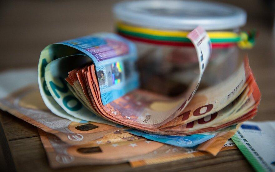 Правительство утвердило проект госбюджета Литвы на 2021 год