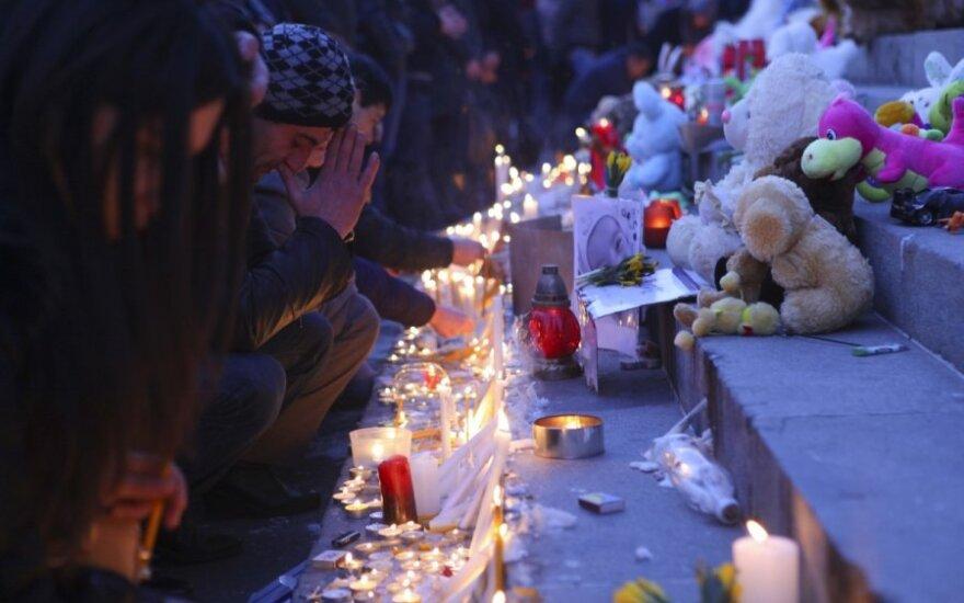 В Армении похоронили убитого российским солдатом младенца