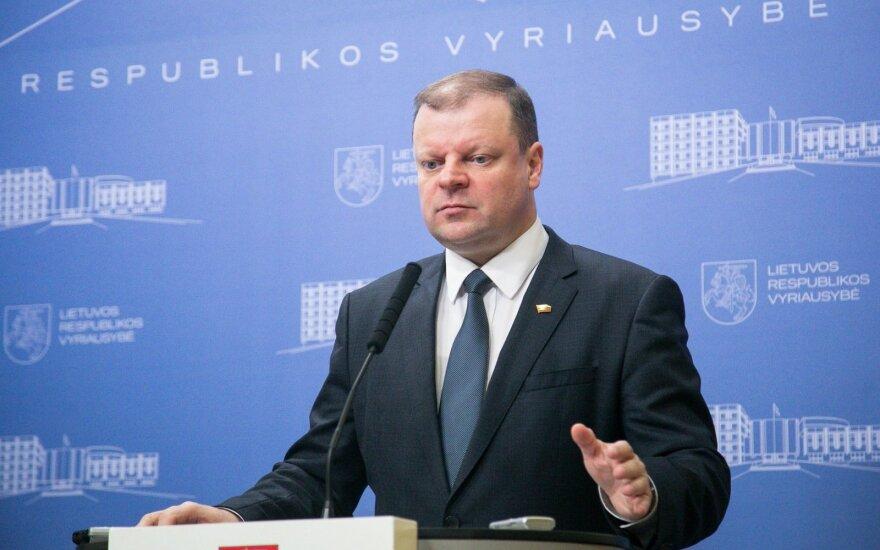 Премьер Литвы обещает повысить пенсии, если экономика будет расти