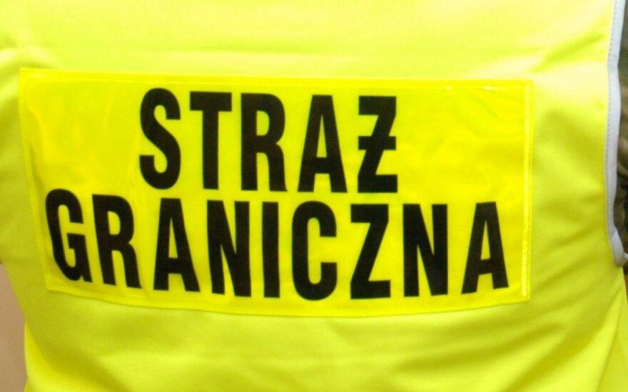 Straż graniczna. Foto: strazgraniczna.pl