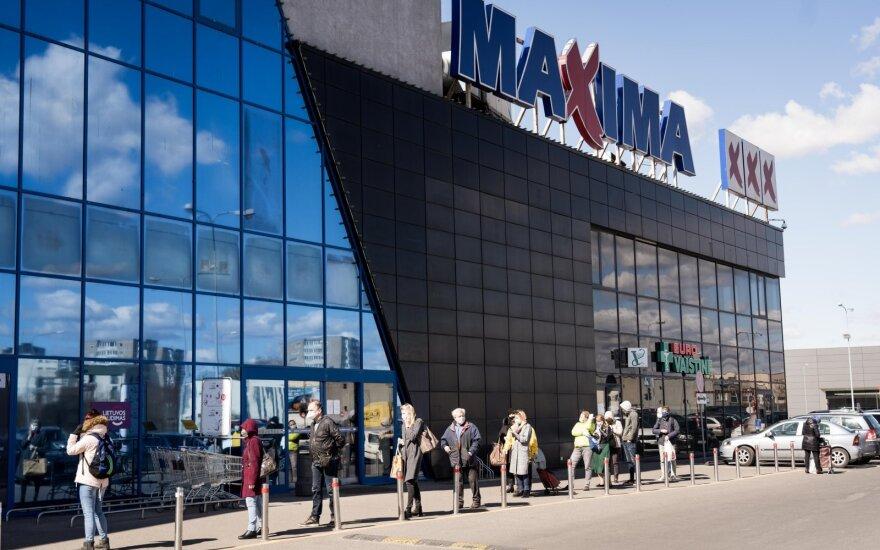 Коронавирус диагностировали у двоих работников Maxima