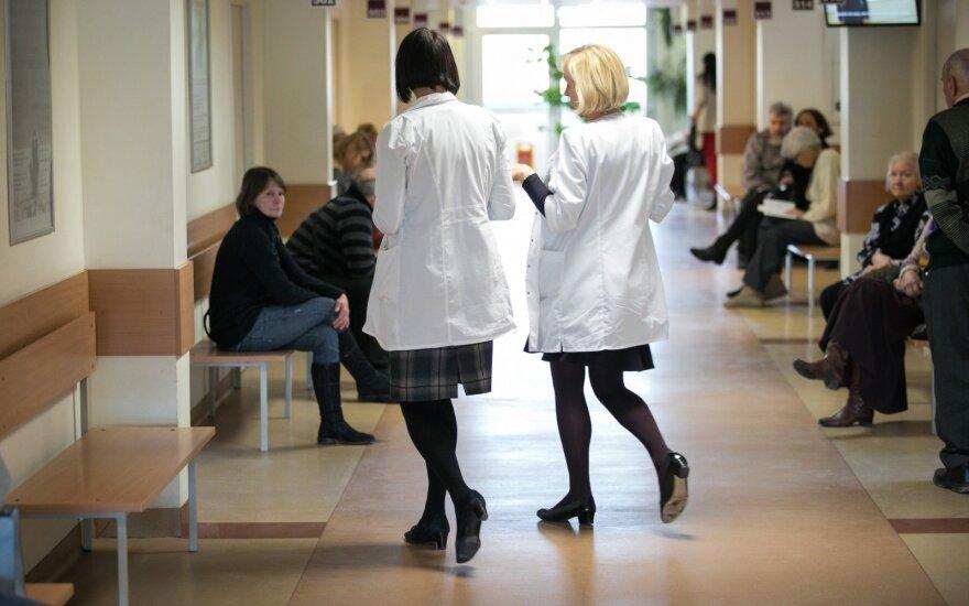 Сокращение очередей в поликлиниках и телефонные консультации: что ждет жителей Литвы?