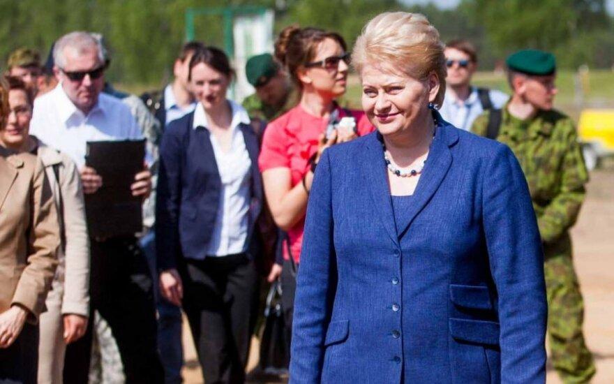 Президент Литвы обсудит с премьером Ирландии переговоры о бюджете ЕС