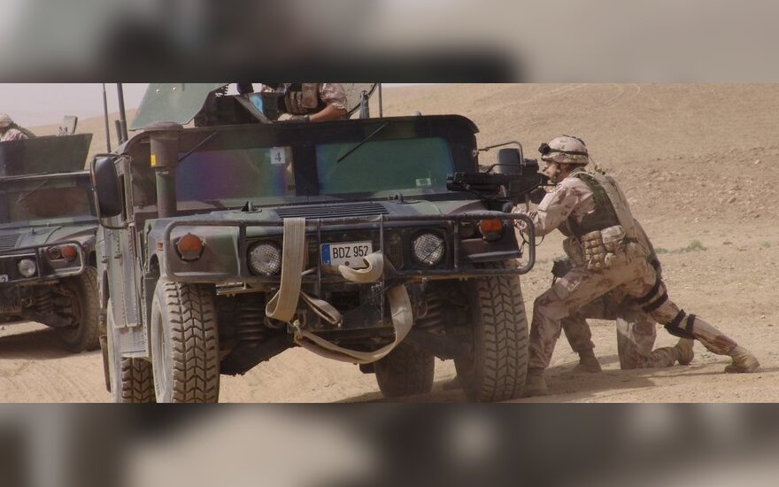 В Афганистане погибли два немецких солдата