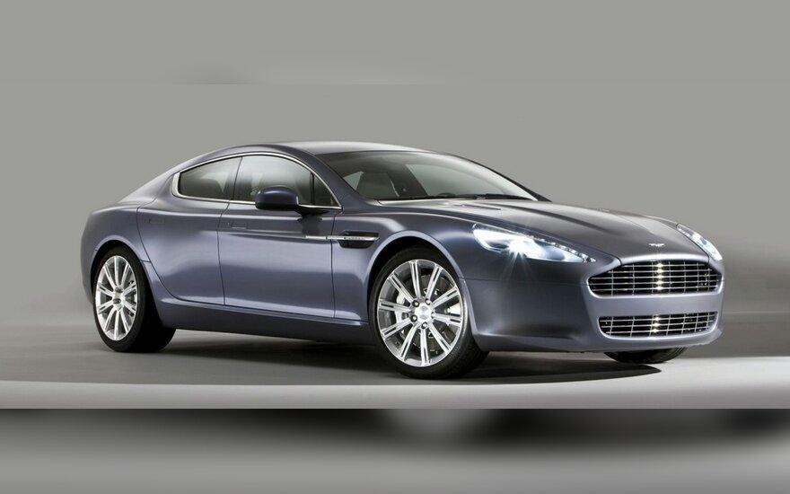 Aston Martin выпустит внедорожник для России и Китая