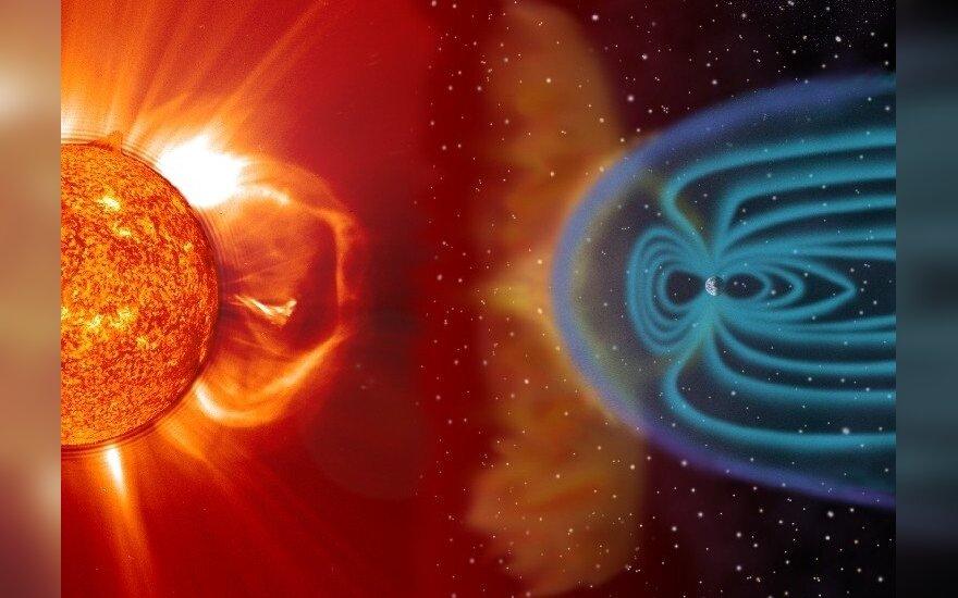 Ludzkość przygotowuje się do odbioru wystrzałów z Słońca
