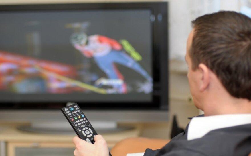 Televizoriai turi vis daugiau funkcijų, kartu ir vartoja daugiau elektros energijos