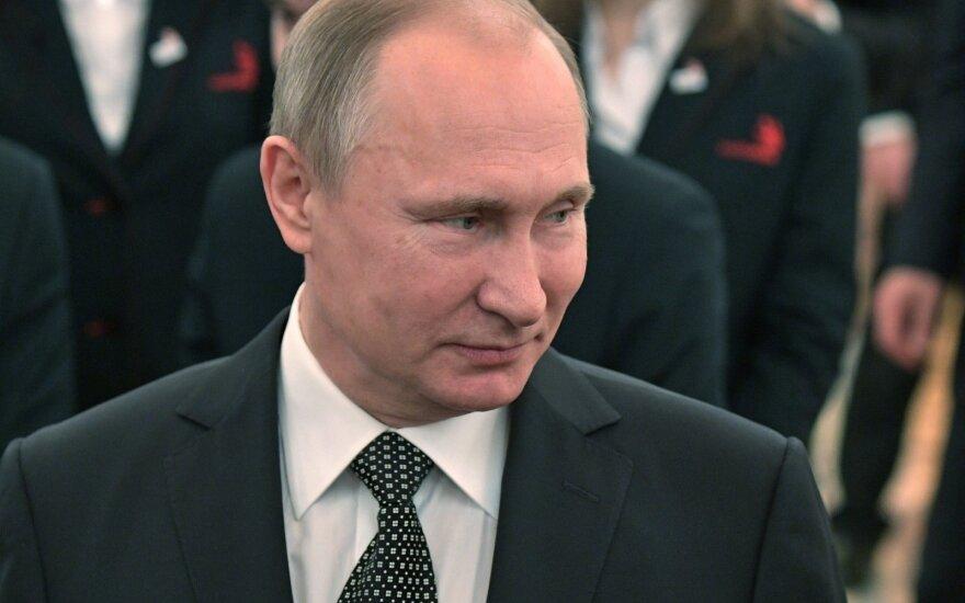 """NBC News рассказал о """"личном участии"""" Путина во вмешательстве в выборы в США"""