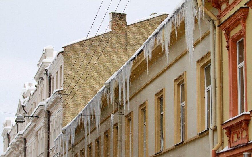 Приближается оттепель: жителей предупреждают об опасности