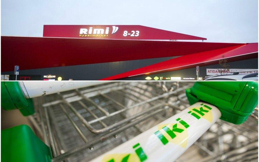 17 супермаркетов Rimi и Iki в Литве покупает латвийская Mego