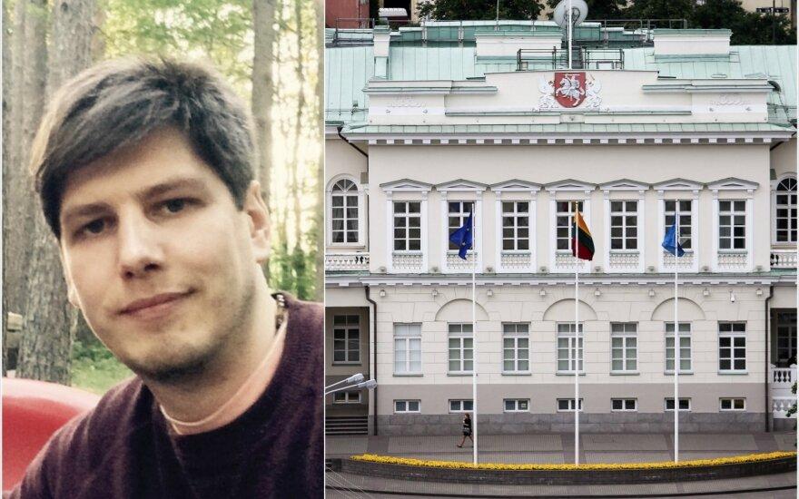 Отец 4-летней девочки написал президенту: это позор Литвы