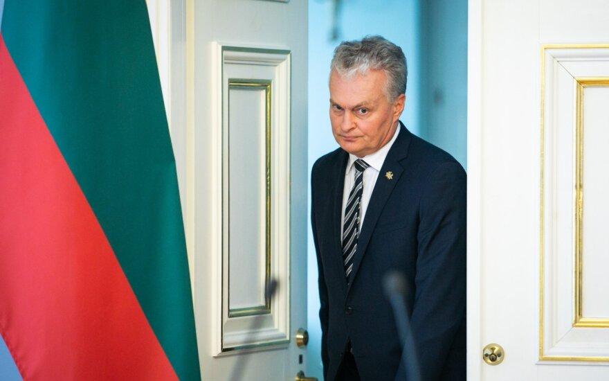 Президент Литвы пройдет тест на коронавирус