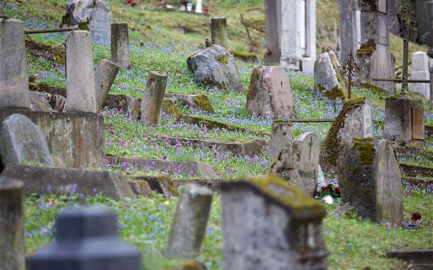 Вильнюсская мэрия будет искать родственников похороненных на Расу людей в Польше