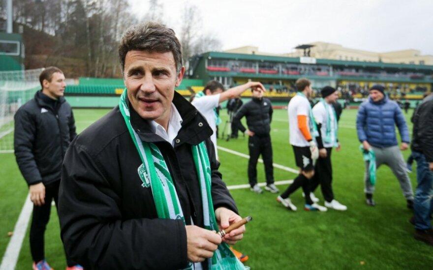 Marek Zub o Mistrzostwie Litwy i absurdach w litewskiej piłce nożnej