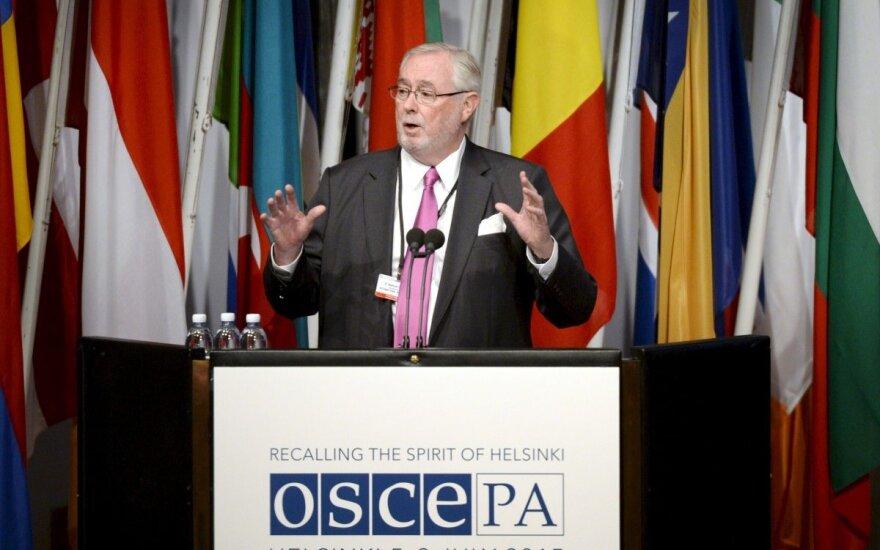 Глава ПА ОБСЕ: неприезд делегации РФ в Хельсинки - позор