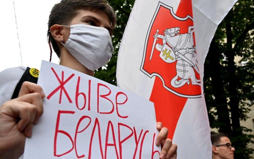 Проживающие в Литве белорусы назвали инаугурацию Лукашенко фарсом