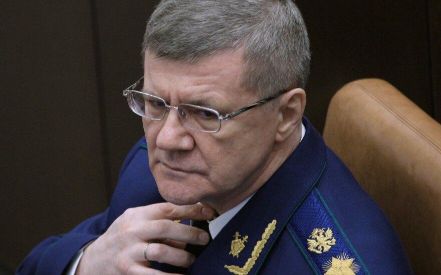 Суд вернул иск бывшей жены генпрокурора к Навальному по расследованию о Чайке