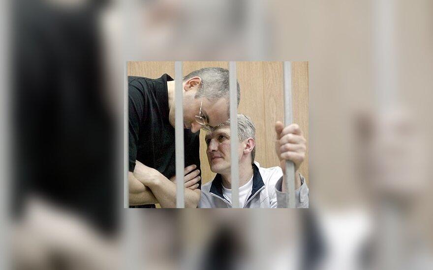П.Лебедев просит привлечь следователей к ответственности