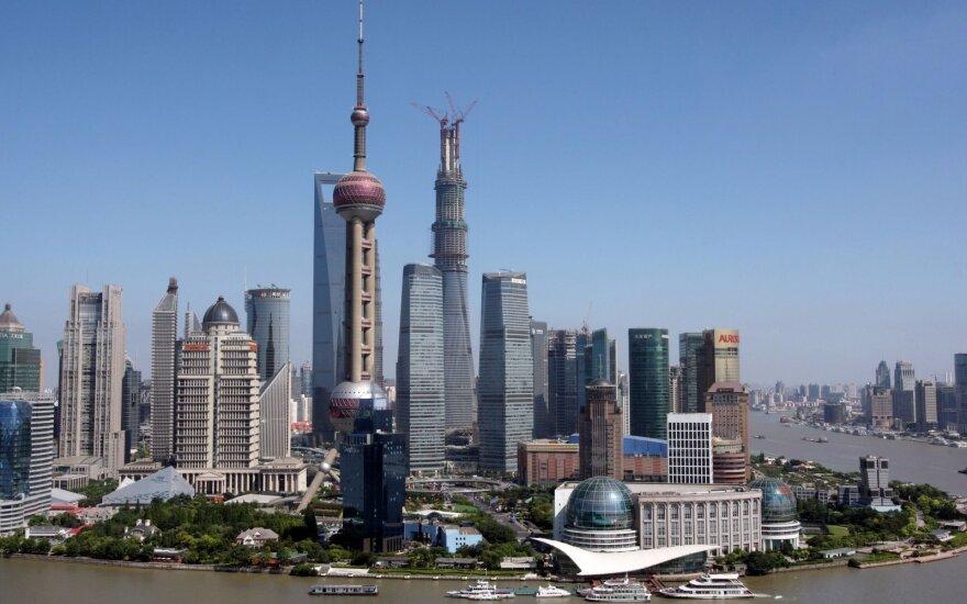 """В Шанхае """"напечатали"""" 15-метровый мост из полимера с помощью 3D-печати"""