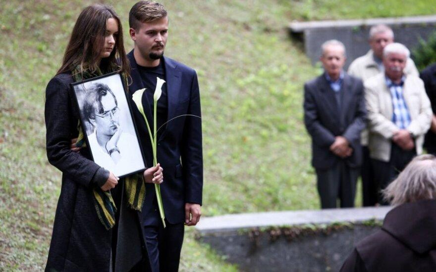 На Антакальнисском кладбище похоронили Рупленаса