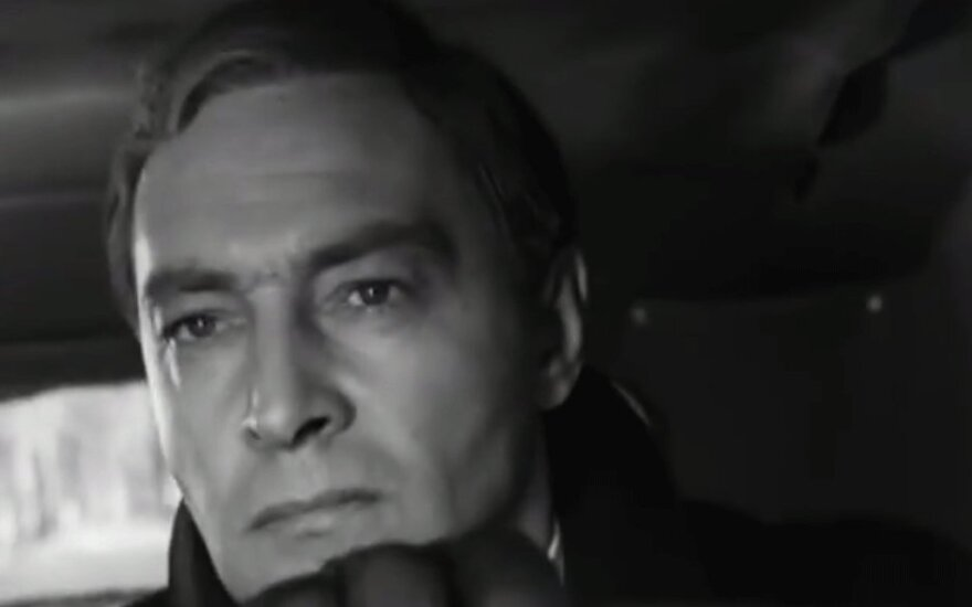 Septyniolika pavasario akimirkų, Viačeslavas Tichonovas