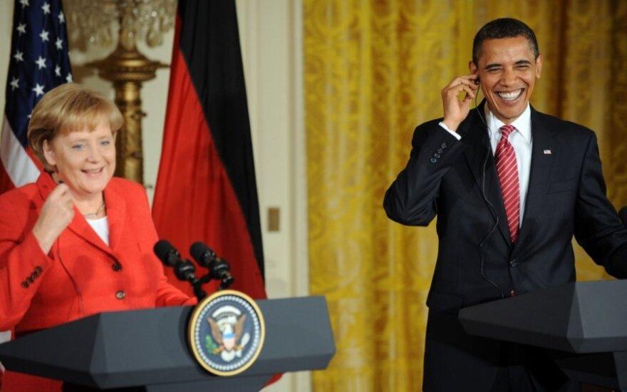 Obama, Merkel i Xi Jinping zasymulują wojnę atomową