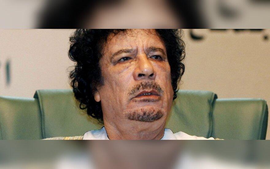 Семья Каддафи получила официальное убежище в Омане