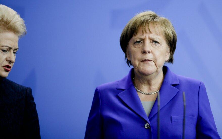 Меркель: Россия ответственна за утрату доверия в Европе