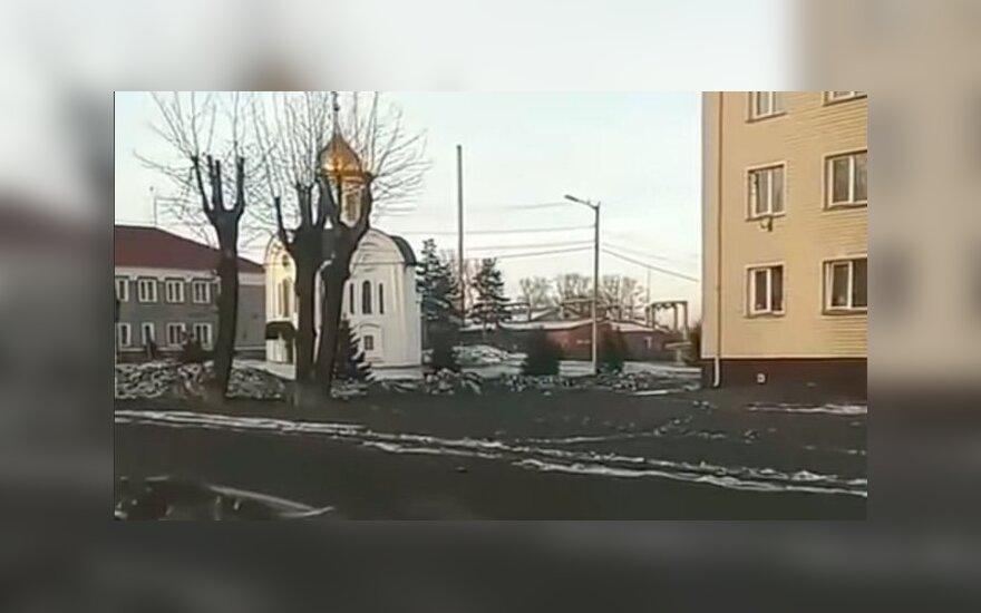 ВИДЕО: в Сибири выпал черный снег
