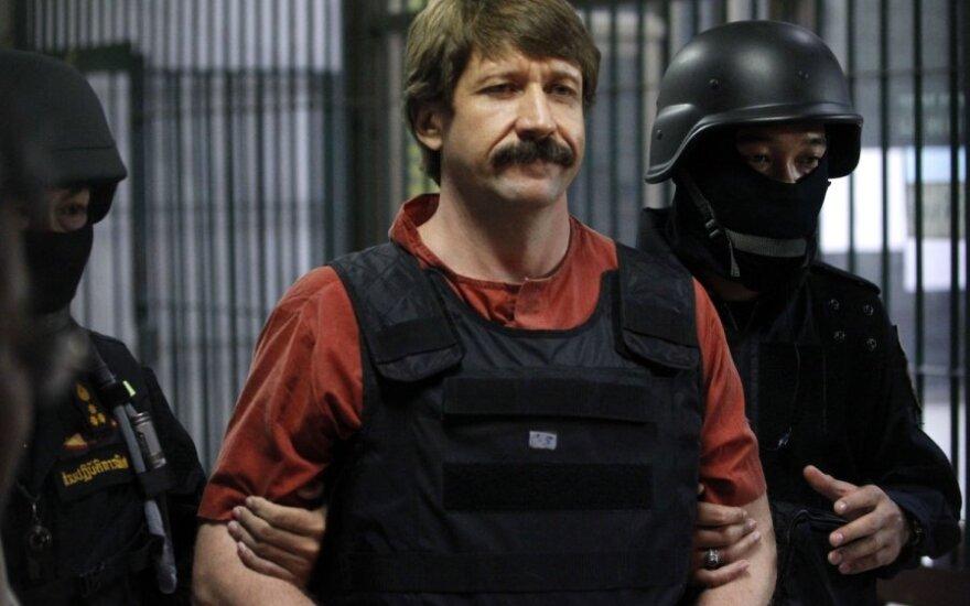 USA: Wiktor But skazany