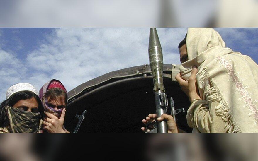 США захватили высокопоставленного талиба