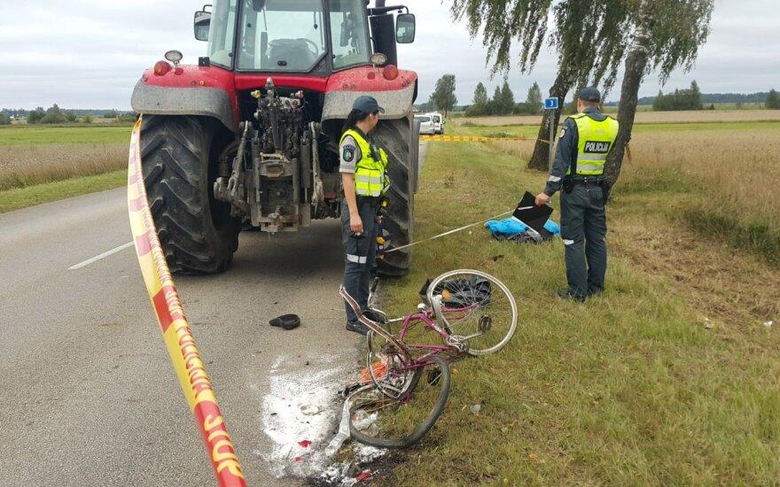 Авария в Шилутском районе: погиб велосипедист