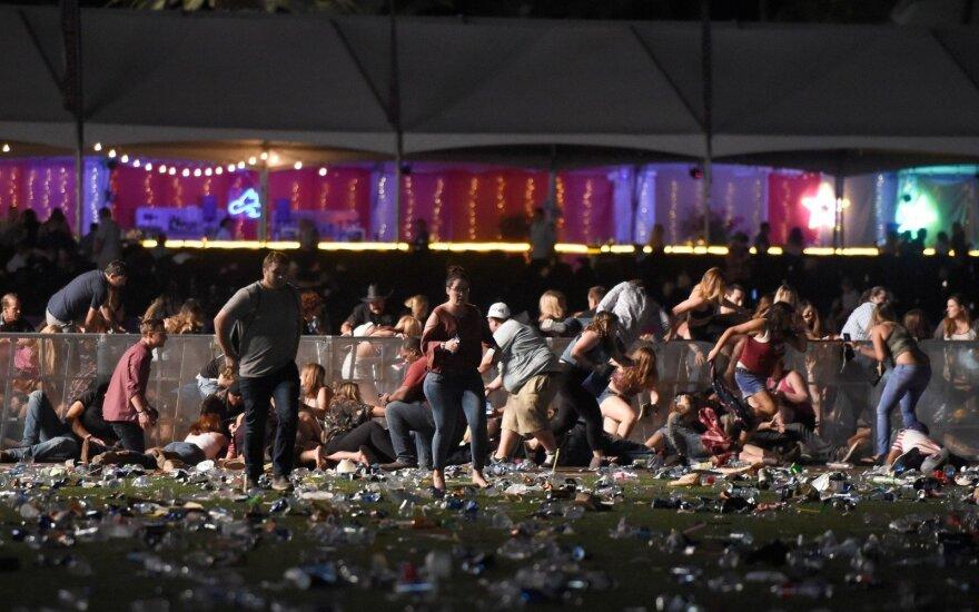 На фестивале в Лас-Вегасе застрелили более 50 человек