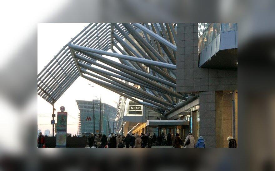 В Москве вновь стрельба в торговом центре: ранен охраннник