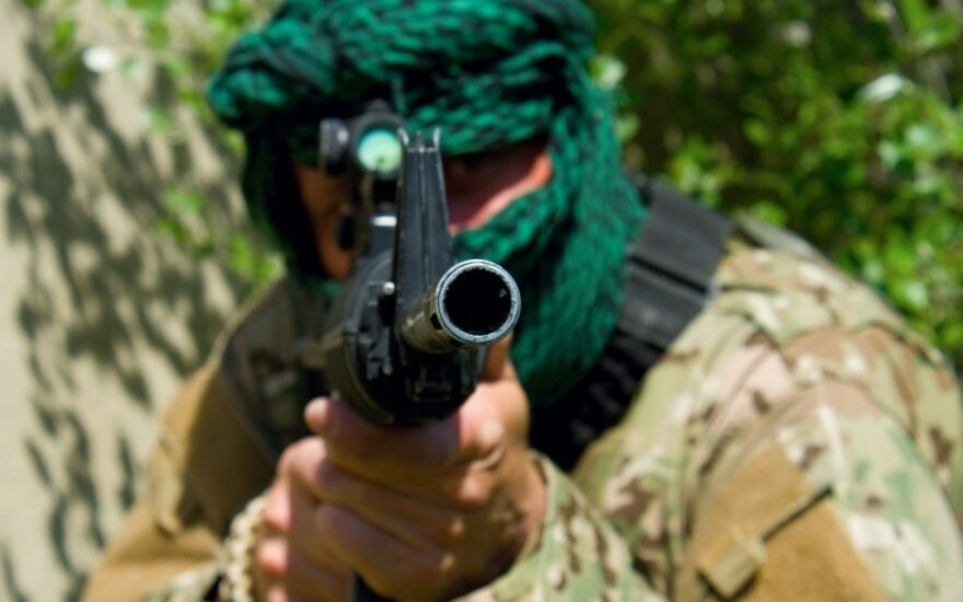 В Таджикистане поймали диверсантов