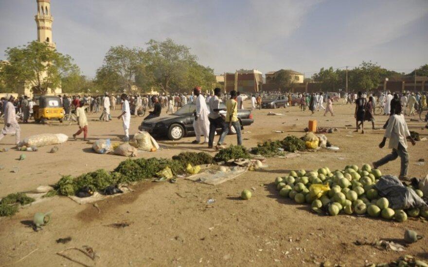 В Нигерии в результате двойного теракта 44 четыре человека погибли, 67 получили ранения