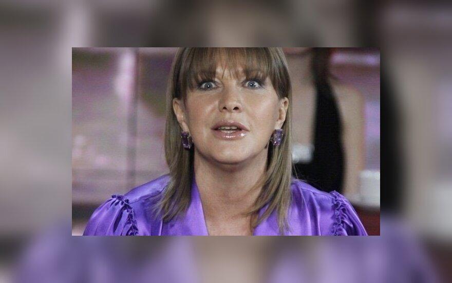 Елена Проклова подала на развод