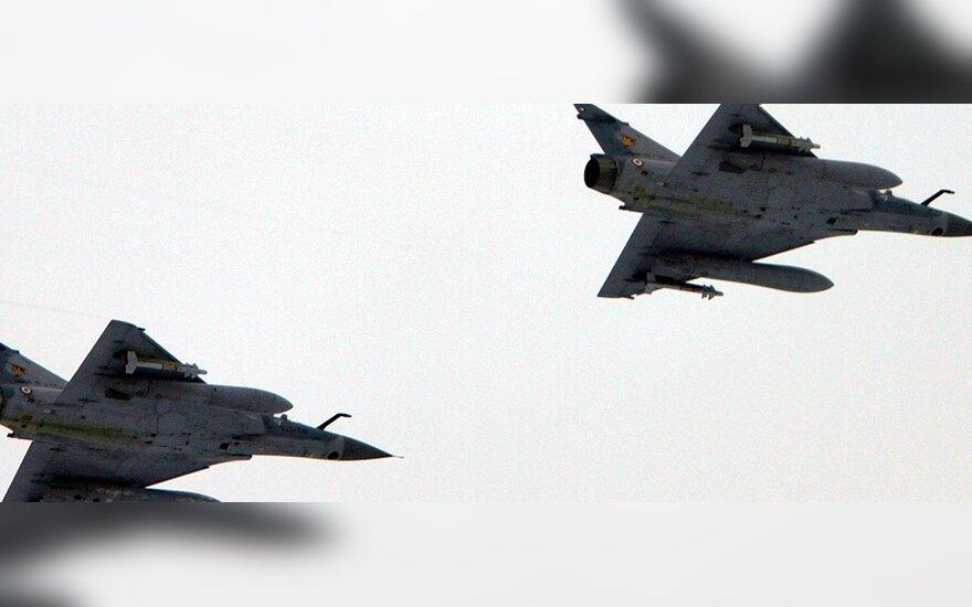 Патрулирование Балтии с воздуха переходит к Франции