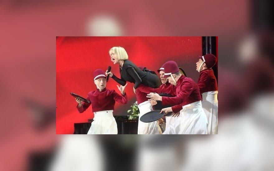 """ФОТО: В Юрмале завершился фестиваль Лаймы Вайкуле """"Рандеву"""""""