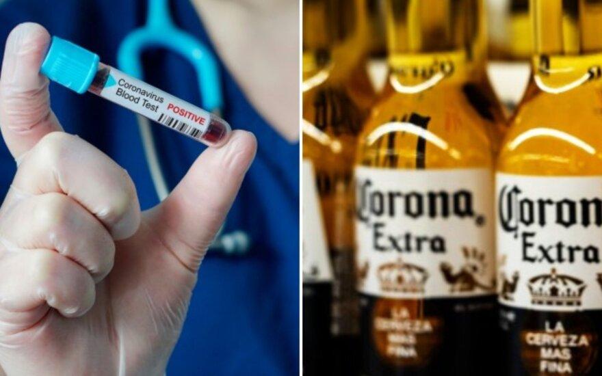 В Мексике приостановят производство пива Corona