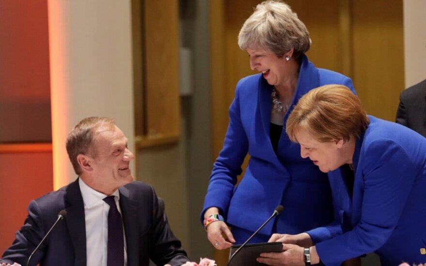 """""""Брексит"""" отложен до 31 октября: ЕС дал Британии длинную отсрочку"""