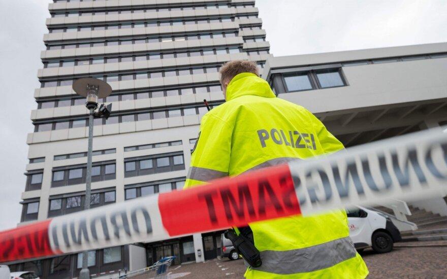 В Берлине россиянин арестован и обвинен в убийстве гражданина Грузии